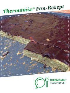 Saftiger Zucchinikuchen Blech Rezept Zucchini Kuchen Thermomix Kuchen Kuchen Und Torten