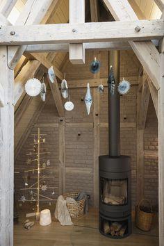 Eleganter Weihnachtsbaum FILIGRANTRAE aus Holz