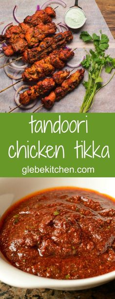 tikka Chicken tikka are little tandoori flavour bombs. Marinate the chicken, skewer and grill and you have a great starter to any Indian meals.Motor starter Starter motor or motor starter may refer to: Veg Recipes, Curry Recipes, Asian Recipes, Dinner Recipes, Cooking Recipes, Healthy Recipes, Ethnic Recipes, Cooking Tips, East Indian Food Recipes