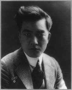Hayakawa, c. 1922.