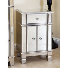 Shop for ABBYSON LIVING Sophie Mirrored Accent Table. Get free shipping at…