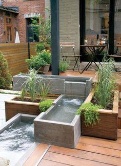 Petit jardin de ville | Décormag