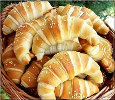 Recipes, bakery, everything related to cooking. Hungarian Cuisine, Hungarian Recipes, Hungarian Food, Sweet Pastries, Bread And Pastries, Bread Recipes, Cooking Recipes, Salty Snacks, Cata