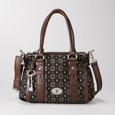 FOSSIL® Handbag Silhouettes Satchel & Shoulder:Handbag Silhouettes Maddox Satchel ZB5354