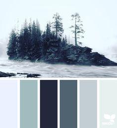 屬於冬季的配色靈感 | MyDesy 淘靈感