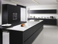 Y Line handless kitchen