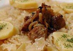 Moravský vrabec, tradičný český recept