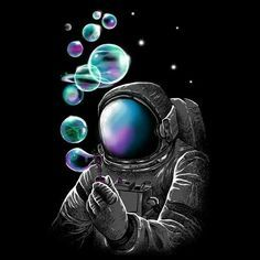 Psychedelic Spaceman