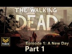 The Walking Dead -  Episode 1 (A New Day) - Lets Play|Walkthrough|Playthrough - PART 1 - http://showatchall.com/game/the-walking-dead-episode-1-a-new-day-lets-playwalkthroughplaythrough-part-1/