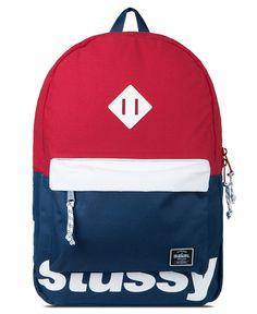 Stussy x Herschel Supply Co. - Sport Backpack (Navy)