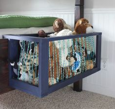 Is your kid's room overflowing with toys? Corral them with these genius stuffed animal storage ideas. Perfect for kids that have outgrown their stuffed toys!