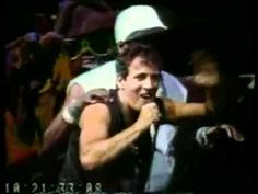 Growing Up - Bruce Springsteen meets Clarence '85, The Best! Deliciously goofy bromance at its finest! :-)