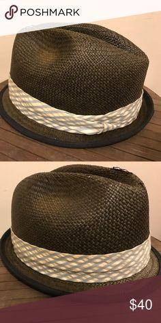 Hat Fedora straw hat rag & bone Accessories Hats