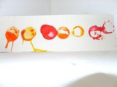 Impression of Rudolf Flexners bubble technique