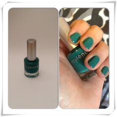 Mylene | bought a dress in this colour for the summer.... Must have this colour on my nails too!!!!
