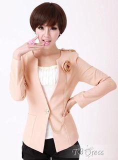 #tbdress #Blazers #Fabulous  #Korean Style  #Slim  #Blazer #tbdress reviews #Fashion Outwear.