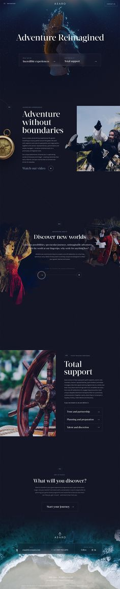 Asaro – Website Live by Nathan Riley Clean Web Design, Web Ui Design, Site Design, Layout Design, Best Landing Page Design, Digital Campaign, Digital Web, Portfolio Web Design, Branding