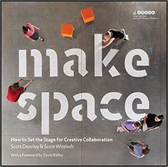 Make space is about creative spaces and about creating spaces. Space is more than just the physical environment. Cote: NA 2750 D66 2012
