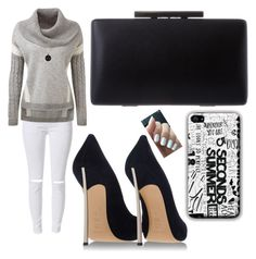 """""""Untitled #83"""" by supemrs on Polyvore featuring Casadei"""