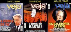 Por Dentro... em Rosa: E o Brasil passou a odiar a corrupção...