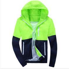 Pánská stylová bunda zářivě zelená pánské bundy + POŠTOVNÉ ZDARMA Na tento  produkt se vztahuje nejen 4d495ddc750