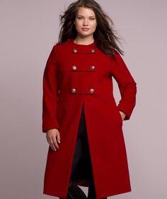 Women's plus size long winter coats |