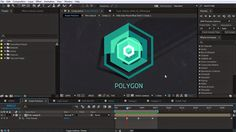 How to create Animated Polygon in After Effects | CG Tutorials library
