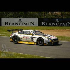 M6 GT3 #BMW #M6 #BMWM6 #M6GT3 #BMWM6GT3 #Msport #MDivision #MPower #Beamer #Bimmer #Bavarian #GT #GTRacer #GTRaceCar #Blancpain #BlancpainGT #SprintSeries #BrandsHatch