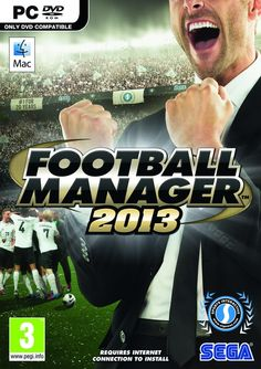 Football Manager 2013 - #Photography #SimonDervillerPhotography #ProductPhotography #WorldwideGaming #FootballManager #Football #WiiGames #Gaming