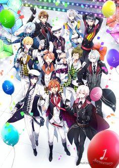 埋め込み Kawaii Anime, 4th Anniversary, Hot Anime Guys, Anime Boys, Stray Dogs Anime, Cute Games, Manga Games, Anime Demon, Anime Art