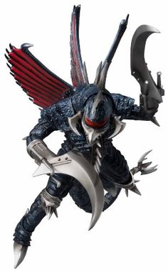 "Bandai Tamashii Nations S.H.MonsterArts Gigan (2004) ""Godzilla Final Wars"" Action Figure Bandai http://www.amazon.com/dp/B00HLBDYOA/ref=cm_sw_r_pi_dp_vPmStb052JPGNSS0"