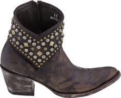 old gringo mini bootie at wicked purple boutique $100 off!!