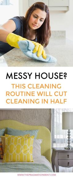 Create a Cleaning Schedule That Doesn't Take A lot of Time
