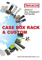 NEW 2014-2015 TAKACHI ENCLOSURE CATALOG