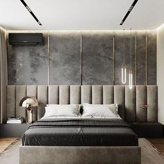 Small Bedroom Ideas - All the bedroom design ideas you'll ever require. Find your design and produce your desire bedroom plan whatever your spending plan, style or room dimension. Modern Luxury Bedroom, Luxury Bedroom Design, Master Bedroom Design, Contemporary Bedroom, Luxurious Bedrooms, Home Decor Bedroom, Bedroom Ideas, Bedroom Designs, Master Suite