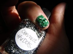 (New) Connect the Dots over CND Green Scene #546