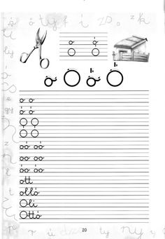 Írott betűk - kisferenc.qwqw.hu Alphabet Worksheets, D 20, Teaching Tips, Cursive, Kids Learning, Coloring Pages, Literature, Preschool, Album