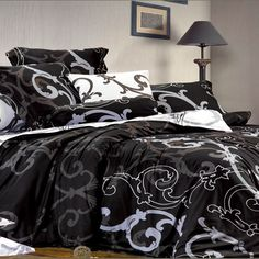 Monte Carlo 3 Piece Duvet Cover Set