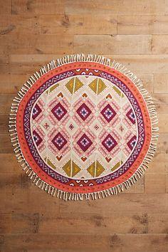 Kaleidoscopic Blooms Rug - anthropologie.com