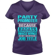 PARTY PROMOTER