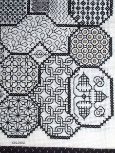 Threads Through Time: SOME BLACKWORK SAMPLERS