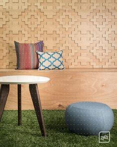 La importancia de cada detalle para los buenos diseños. Oficinas Booking.com #decoracion #desing