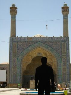 Friday Mosque ● Isfahan ● Iran ● Photo by Pedro Gonçalves ● @goncalves0022