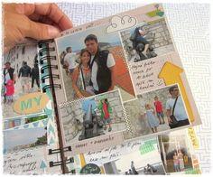 Léto, dovolená, moře a deník...:-) | Já a mé tvořivé já...