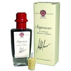 Balsamic Vinegar of Modena Saporoso 100ml. Saporoso