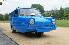 Mr. Bean`s car