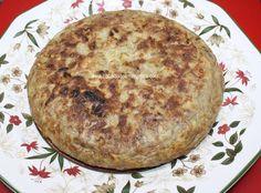 Tortilla de alachofas