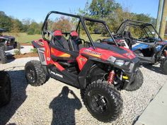 New 2017 Polaris RZR S 1000 EPS Indy Red ATVs For Sale in North Carolina.