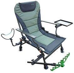 Cobra Robotic Arm Chair Fishing Station