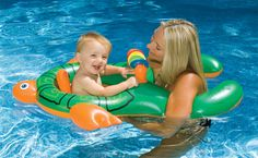 Swimline Me and You Baby Seat for Swimming Pool